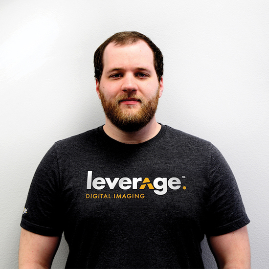 lead press operator at leverage digital imaging