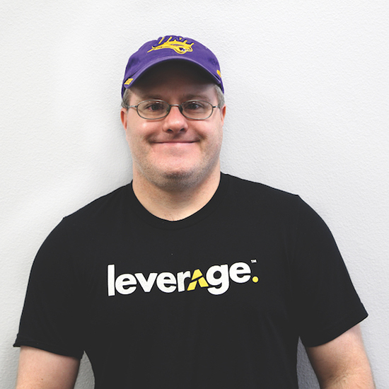 binding lead at leverage digital imaging